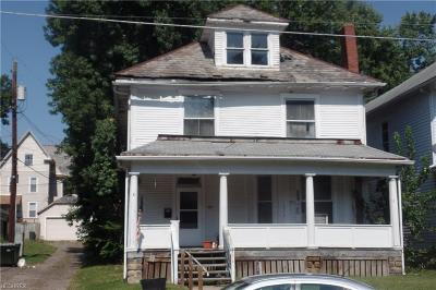 Zanesville OH Single Family Home For Sale: $18,000