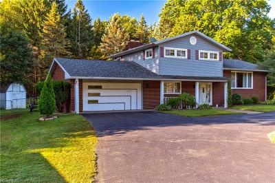 Madison Single Family Home For Sale: 5976 Chapel Rd