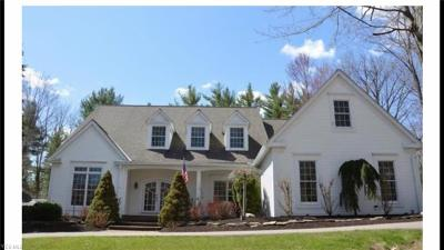 Chardon Single Family Home For Sale: 11691 Woodiebrook Road