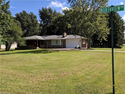 Strongsville Single Family Home For Sale: 16955 Northview Dr