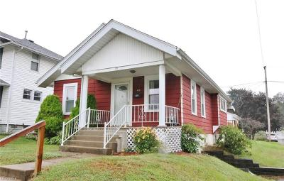 Zanesville OH Single Family Home For Sale: $73,900