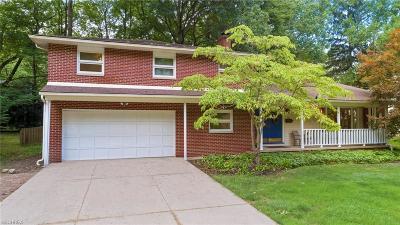Kent Single Family Home For Sale: 456 Harvey St