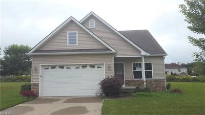 Middlefield Single Family Home For Sale: 14708 Steeplechase Dr