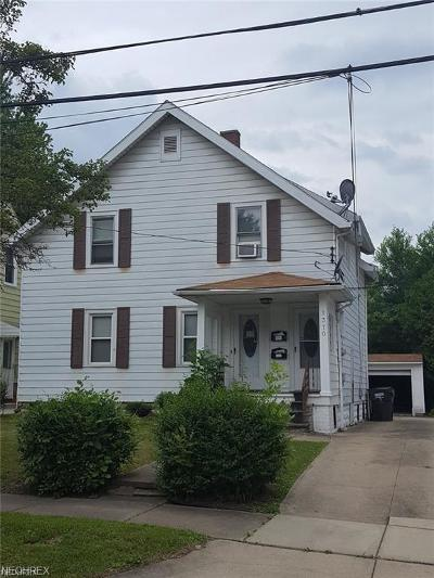 South Euclid Multi Family Home For Sale: 1370 Sheffield Rd