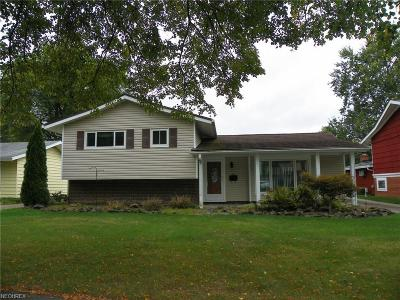 Parma Heights Single Family Home For Sale: 11277 Lafayette Dr