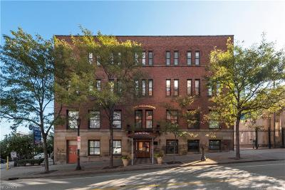 Cleveland Condo/Townhouse For Sale: 1133 West 9th St #708