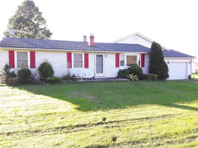 Jefferson Single Family Home Contingent: 1741 State Route 46 North