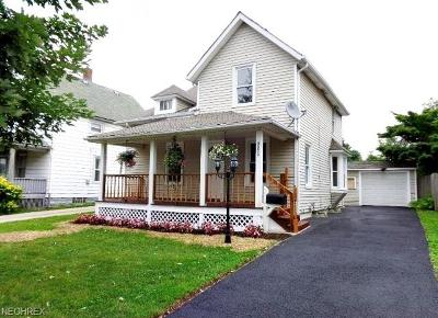 Cleveland Single Family Home For Sale: 3573 West 136th St