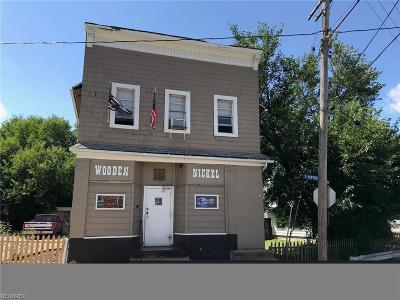 Cleveland Single Family Home For Sale: 7702 Canton Ave