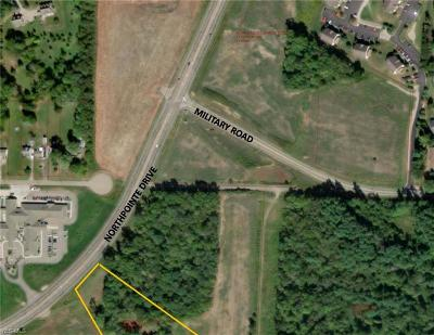 Zanesville Residential Lots & Land For Sale: Northpointe Drive- 4 Acres