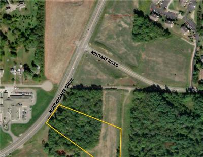 Zanesville Residential Lots & Land For Sale: Northpointe Drive- 5 Acres