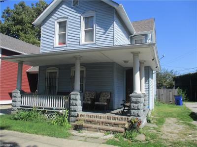 Single Family Home For Sale: 1975 West 52nd St