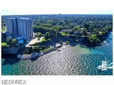 Bay Village, Cleveland, Lakewood, Rocky River, Avon Lake Condo/Townhouse For Sale: 12900 Lake Ave #PH27