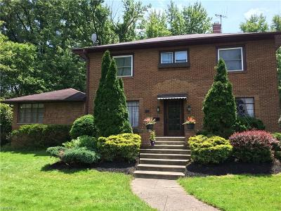 Strongsville OH Single Family Home For Sale: $245,000