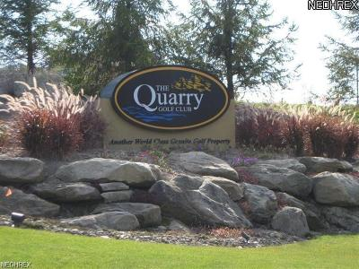 Stark County Residential Lots & Land For Sale: 5695 Quarry Lake Drive
