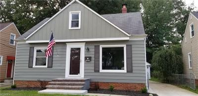 Willowick Single Family Home For Sale: 32820 Willowick Dr