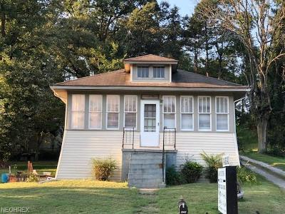 Zanesville OH Single Family Home For Sale: $0