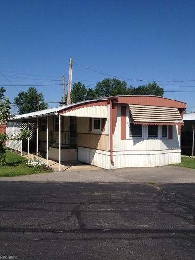 Cleveland Single Family Home For Sale: 8214 Russell Ln