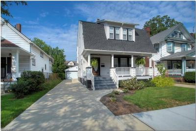 Lakewood Single Family Home For Sale: 1192 Gladys Ave