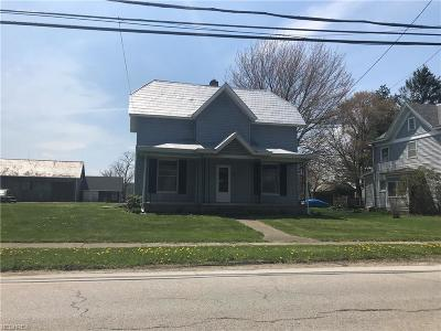 Single Family Home For Sale: 226 East Main St