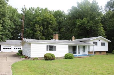 Alliance OH Single Family Home For Sale: $129,900