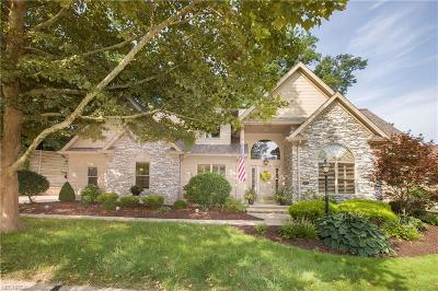 Rocky River Single Family Home For Sale: 21757 Gatehouse Ln