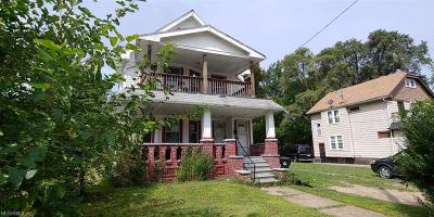 Cleveland Multi Family Home For Sale: 696 East 130th St