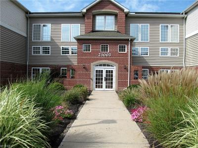 Olmsted Falls Condo/Townhouse For Sale: 23003 Chandlers Ln #219