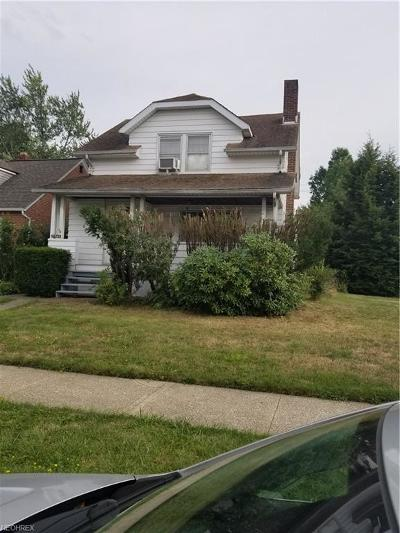 South Euclid Single Family Home For Sale: 4366 Ardmore Rd