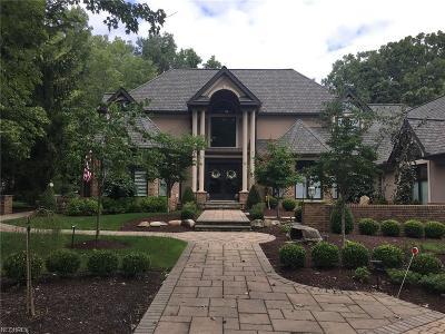 Brecksville, Broadview Heights Single Family Home For Sale: 8497 Timber Trl