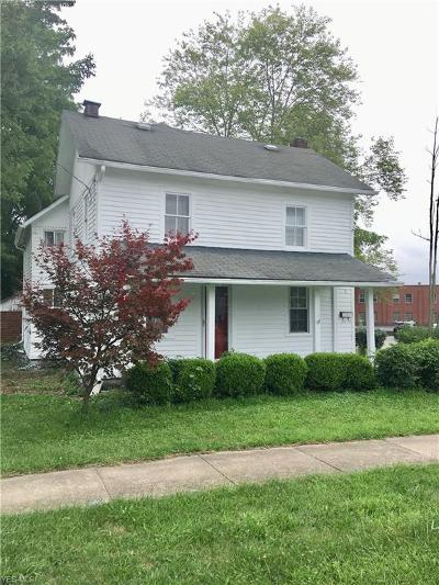 Poland Single Family Home For Sale: 62 North Main St