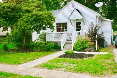 Zanesville OH Single Family Home For Sale: $74,900
