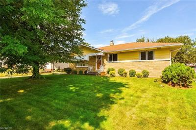 Cleveland Single Family Home For Sale: 3110 Friar Dr