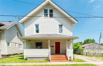 Ashland County Single Family Home For Sale: 316 Washington St