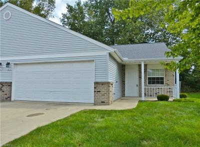 Painesville Condo/Townhouse For Sale: 816 North Creek Dr