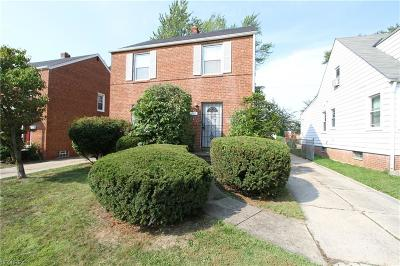 South Euclid Single Family Home For Sale: 4187 Harwood Rd