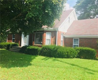 Marietta Single Family Home Active Under Contract: 101 Longacre Street