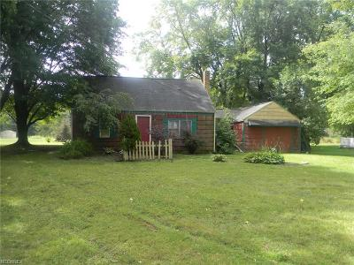 Single Family Home For Sale: 27469 State Route 62