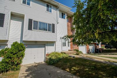 Painesville Condo/Townhouse For Sale: 1002 Cornell Ct