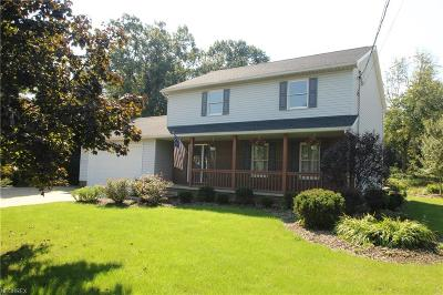 Summit County Single Family Home For Sale: 2630 Barlow Rd