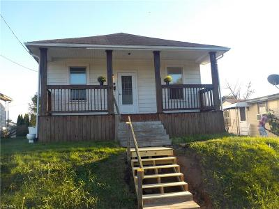 Zanesville OH Single Family Home For Sale: $69,800