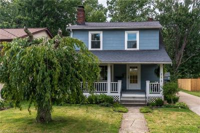 Willoughby Single Family Home For Sale: 4278 Murray Ave