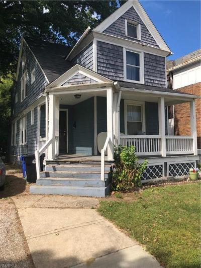 Cleveland Single Family Home For Sale: 1516 East 86th St