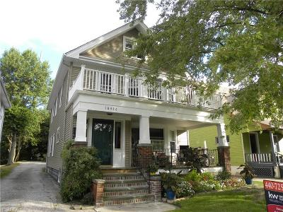 Lakewood Multi Family Home For Sale: 18436 Sloane Ave