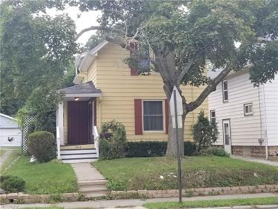 Wadsworth Single Family Home For Sale: 309 North Lyman St