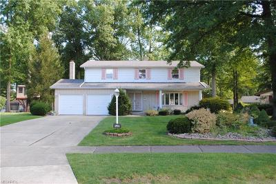 North Olmsted Single Family Home For Sale: 3985 Darby Ln