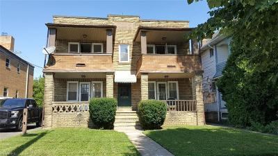 Cleveland Multi Family Home For Sale: 10424 Joan Ave
