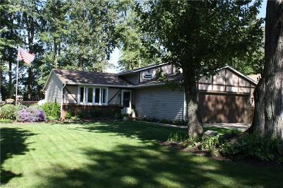 North Ridgeville Single Family Home For Sale: 33902 Gail Dr