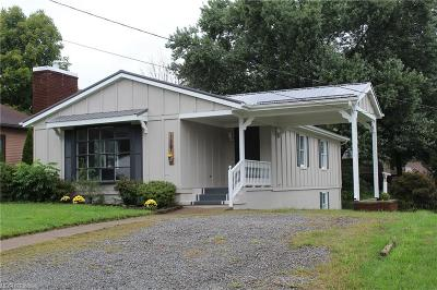 Single Family Home For Sale: 1331 Portland Ave