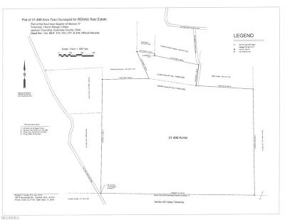 Guernsey County Residential Lots & Land For Sale: North Star Rd